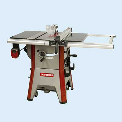 Hybrid Craftsman 21833 Tool Test Table Saws This Old House