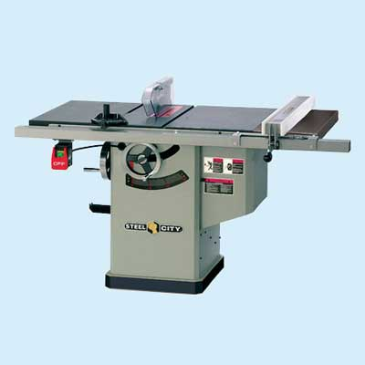 steel city cabinet table saw