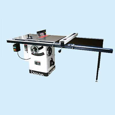 laguna cabinet table saw