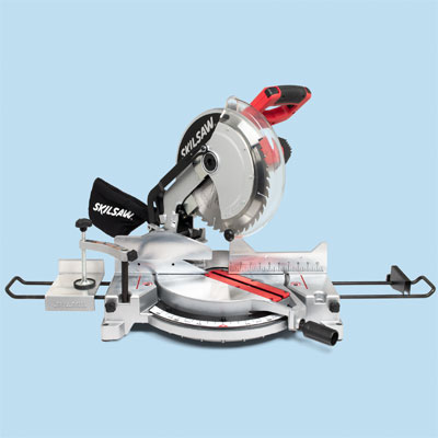 compound miter saw by skill to compare for tool test