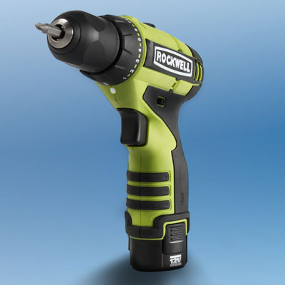 the Rockwell RK2510K2 drill/driver