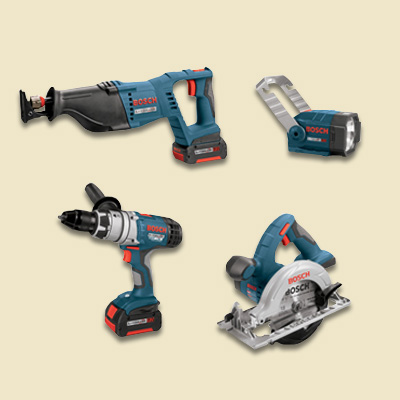 bosch tool combo kit