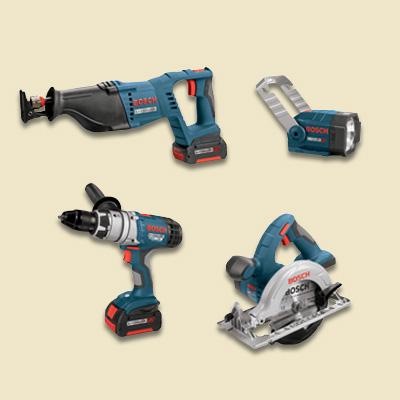 bosch tool combo kit