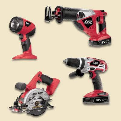 skil tool combo kit