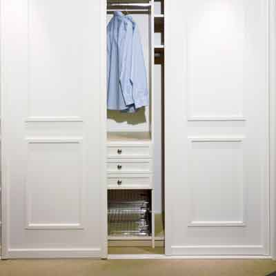 Repair a Sliding Closet Door
