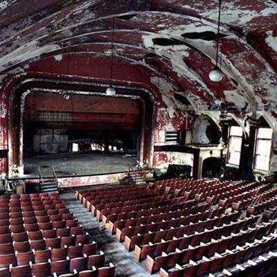 theater ruin
