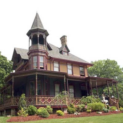 Kreisher Mansion, Staten Island