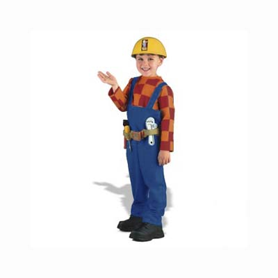 Bob The Builder Halloween Costume For Adults Bob The Builder Halloween