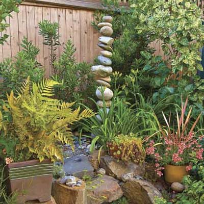 Low Impact, Low-Maintenance Yard
