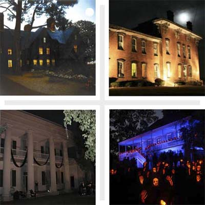 haunted historical houses