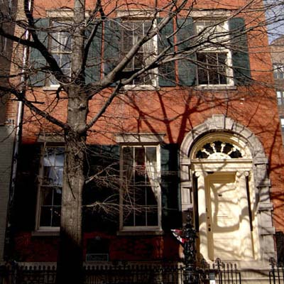 haunted merchants house in new york city