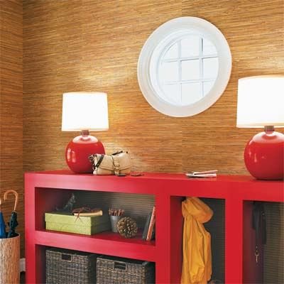 example of laminate used on furniture