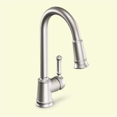 budget priced kitchen faucet