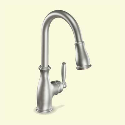 Mid-Range priced kitchen faucet