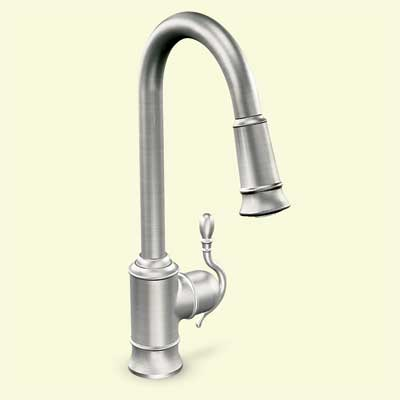 luxury priced kitchen faucet