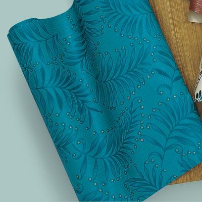 embossed patterned wallpaper