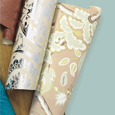 paper patterned wallpaper