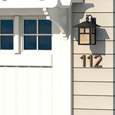Elsen redo house numbers
