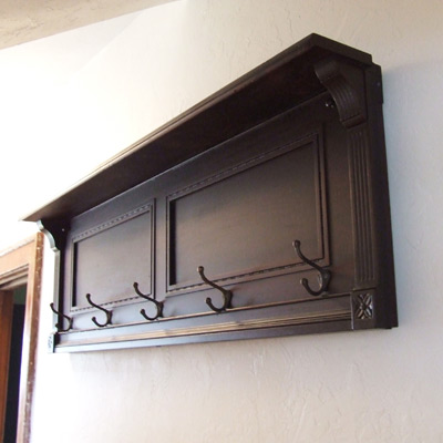 coat rack plans woodworking projects