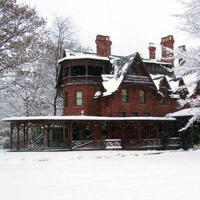 mark twain house of hartford connecticut