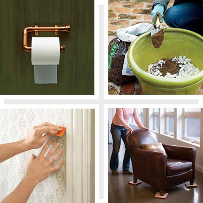 Ripe for reuse best of 10 uses for common household for Recycle old things