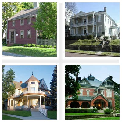 best old house neighborhoods where history happened 2011
