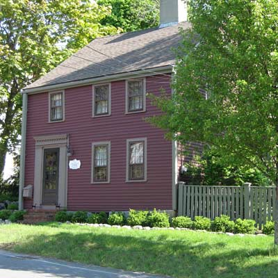 a house in Ipswich, Massachusetts