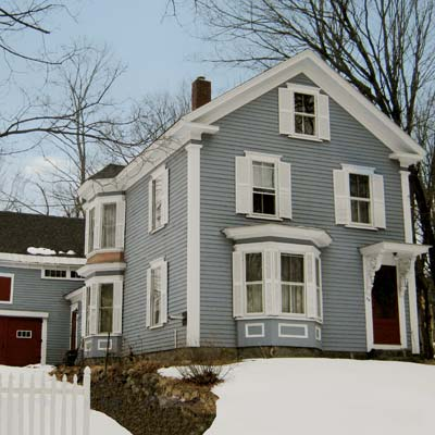 a house in Francestown, New Hampshire