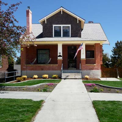 house located in sheridan wyoming
