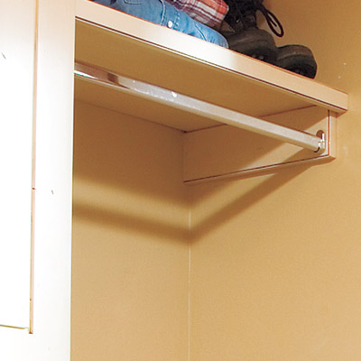 Hanging Racks | 27 Ideas for a Fully Loaded Laundry Room | This