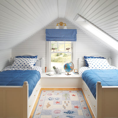 All Tucked In An Attic Turned Ultimate Kids 39 Bedroom Suite This