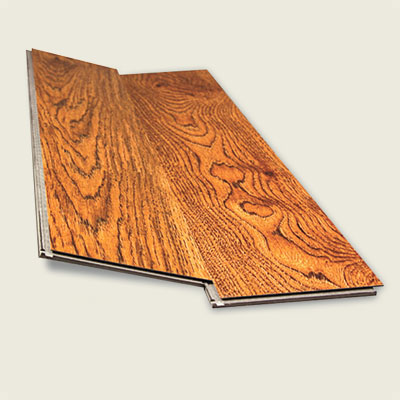 The best flooring to use if you 39 re worried about moisture for Fake wood linoleum