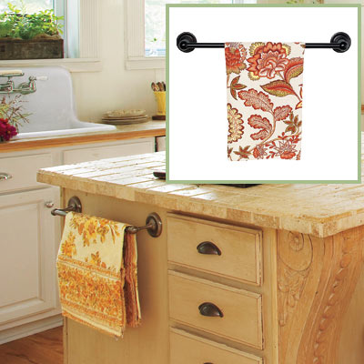 Kitchen Cabinets Ideas » Towel Rack Kitchen Cabinet - Inspiring ...