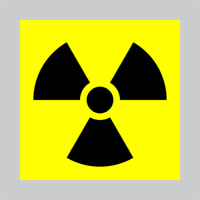 radioactivity sign
