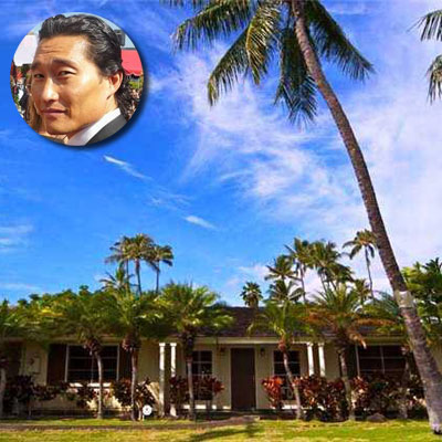 Daniel Day Kim's Hawaii home