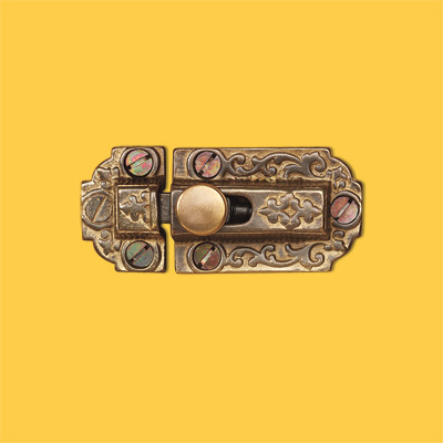 decorative vintage cabinet latch by horton brasses inc