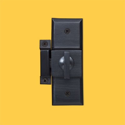 decorative vintage cabinet latch by crown city hardware
