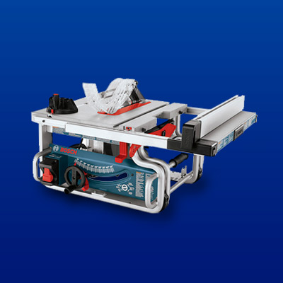 a compact table saw