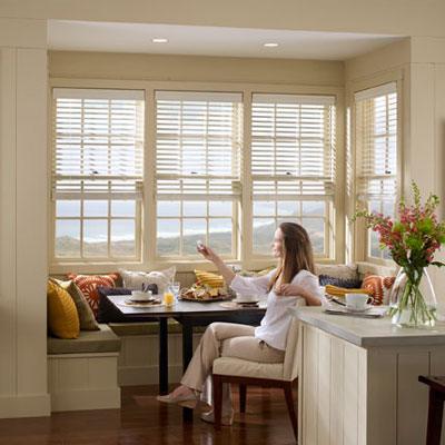 remote-controlled Venetian blinds