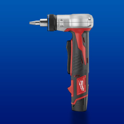a power tool for PEX tubing