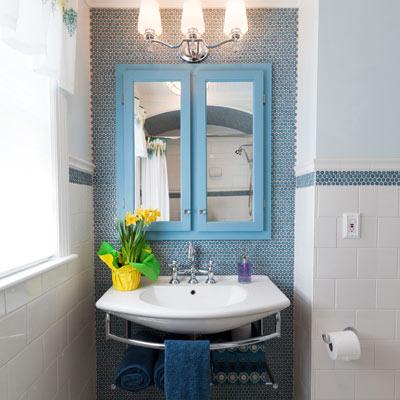 reader remodel bathroom
