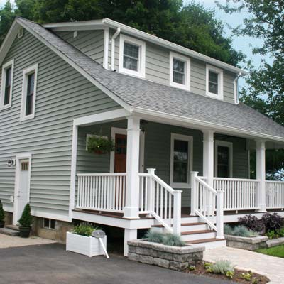 Denville, NJ reader remodel for curb appeal after