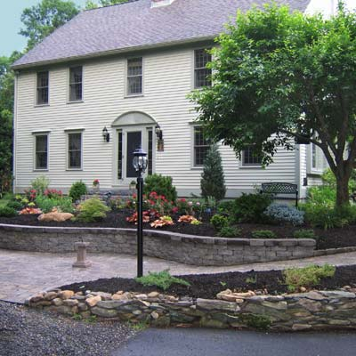 Sterling, Mass reader remodel for curb appeal after