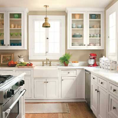 Demolition man 2011 reader remodel winner a chic for Kitchen remodel ideas for older homes