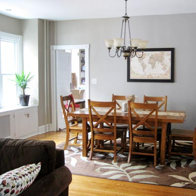 a family space remodel after