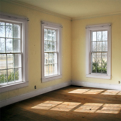 original windows with blown-glass panes in this indianapolis indiana save this old house