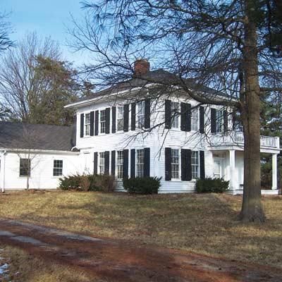 Indianapolis farmhouse