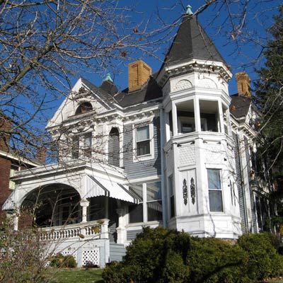 Pittsburgh Queen Anne