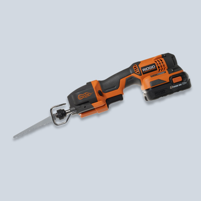 ridgid cordless mini reciprocating saw