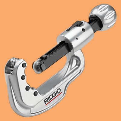 a mini tubing cutter